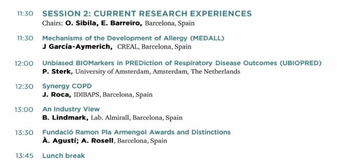 Programa symposium BRN 2014-2